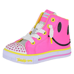 Skechers Kids' Shuffles-Sparkle Smile