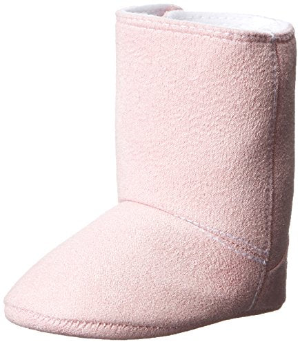 Baby Deer Pink Suedecloth Fashion Boot