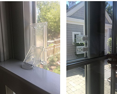 4-Pack-Childproof Your Windows and Sliding Doors With Our Window and Door Babyproof Safety