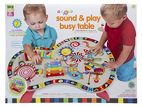 ALEX Jr. Sound and Play Busy