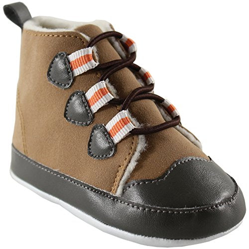 Luvable Friends Baby Winter Hiking Boots
