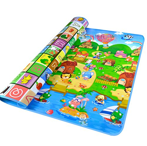180x120x0.5cm Thickness Baby Crawling Mat Baby Crawling Pad/ Game