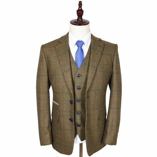 Alfred Classic 3 piece suit - Peaky Blinders