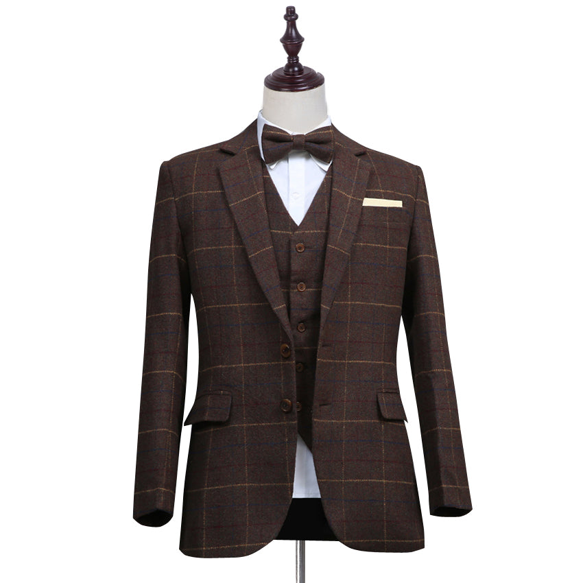 Shelby Classic 3 piece suit - Peaky Blend suit