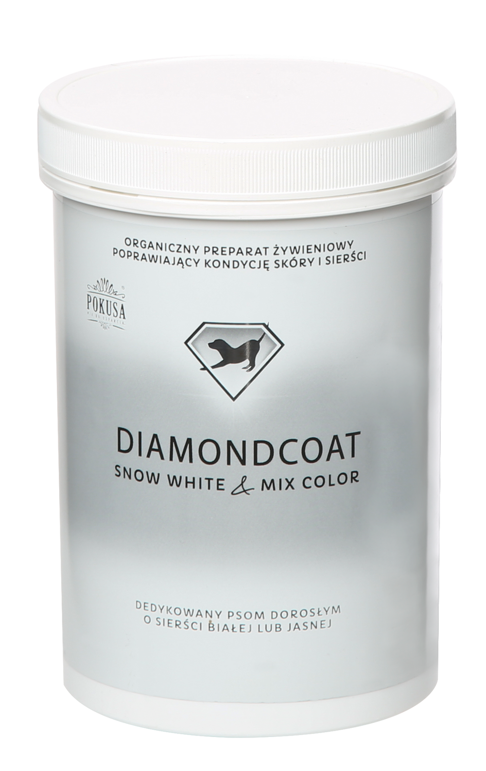 DiamondCoat Snow White & Mix Colour