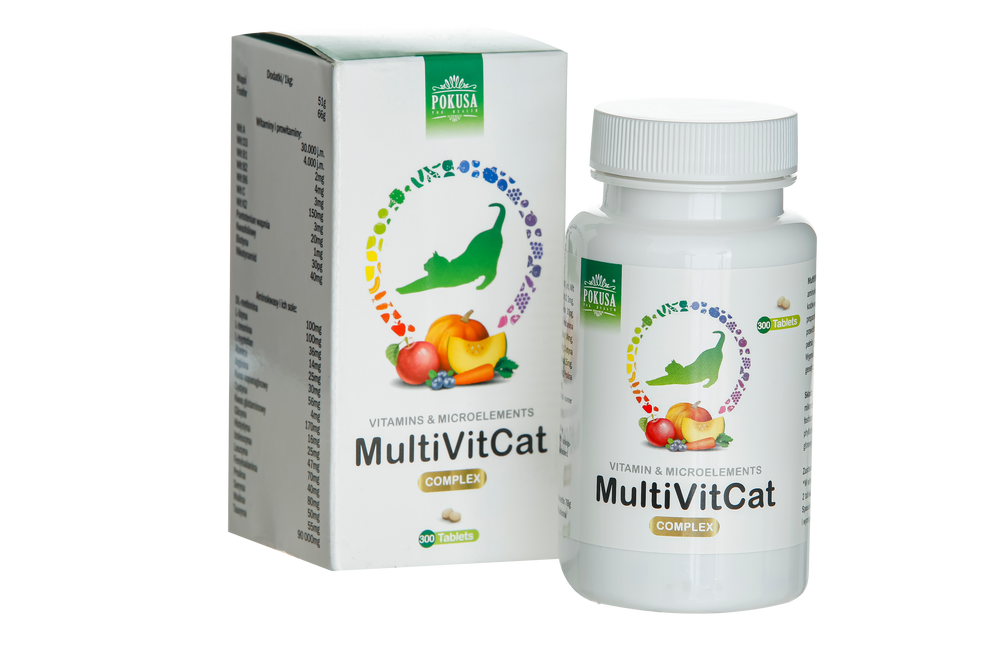 VetLine MultiVit Cat