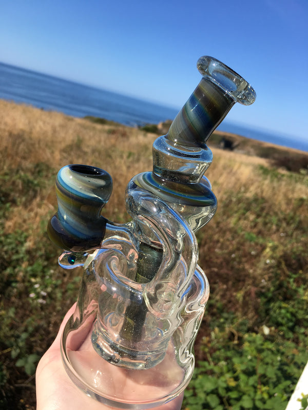 HIGHBASTARD CFL Recycler Rig