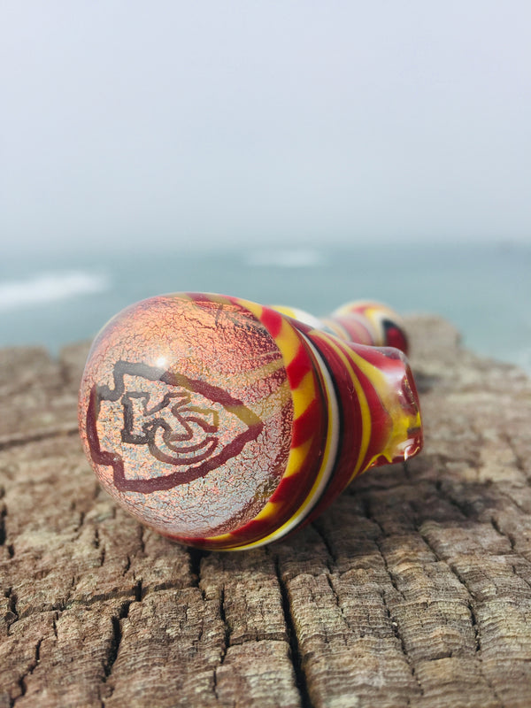 Kansas City Chiefs Pipe