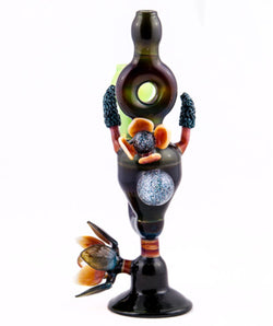Haze 4 Daze Glass - The Morel Rig
