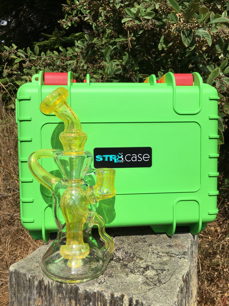 Yellow Dichro High Bastard Recycler