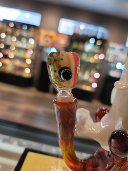 603 Glass Bowl Slide