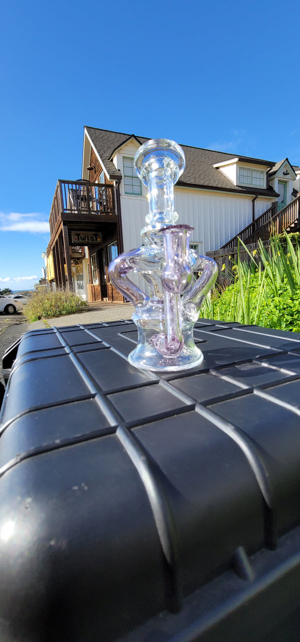 Scott Ratner Recycler Half Color