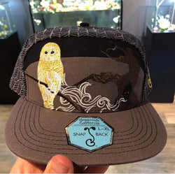 Owl Grassroots Hat