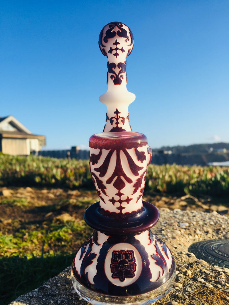 Liberty 503 - White Bubbler
