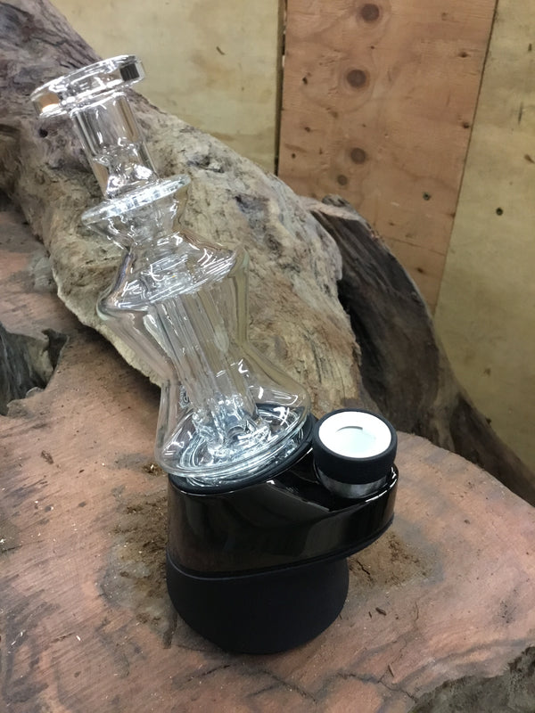 Puffco Peak Glass Attachment by Fat Boy Glass