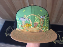 Fish Out of Water Grassroots Hat