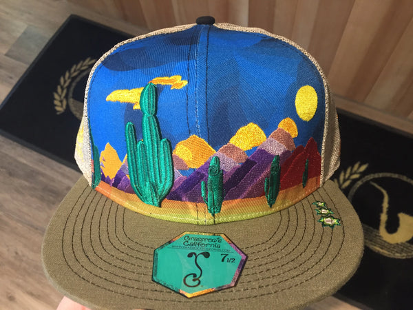 Mountains Grassroots Hat