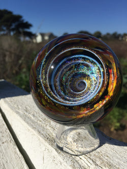 Galactic Glass Marble 3