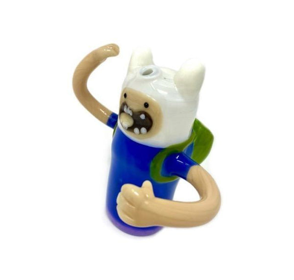 Daniel's Glass Art Finn the Human Adventure Time
