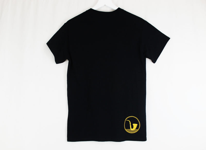 Spark Cali Black/Yellow Unisex Tee