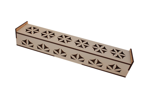 Flip Lid Incense Box