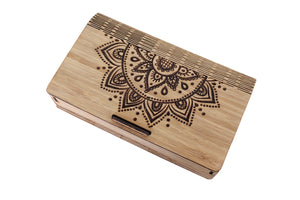 Bamboo Bendy Box