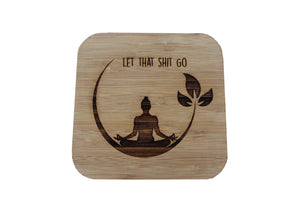 Bamboo Wall Plaques