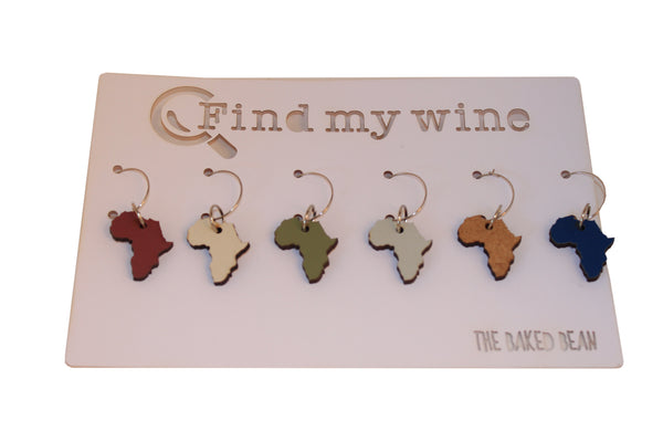 Find My Wine Tags
