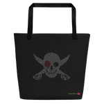 Daughter of the Pirate King, Jolly Rose - Tote XL bag