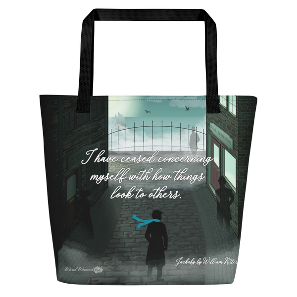 Jackaby - Tote XL bag