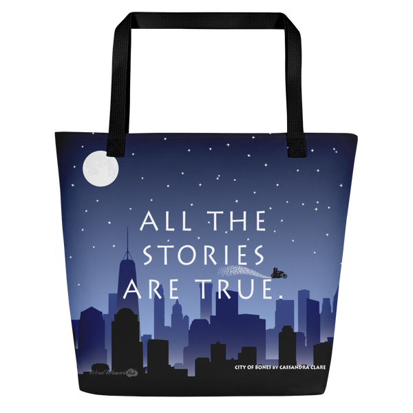 City of Bones (The Mortal Instruments) - Tote XL bag