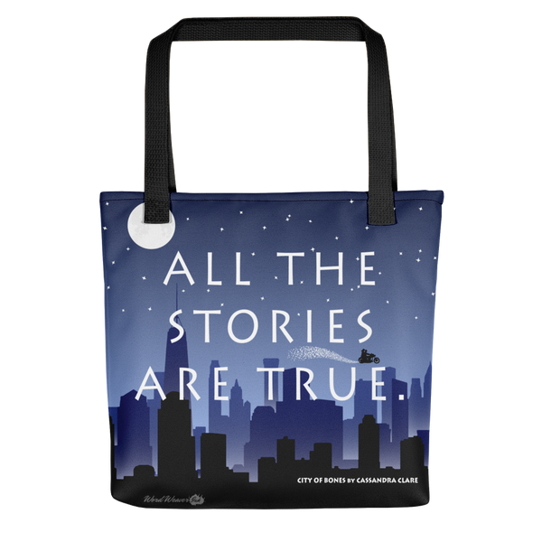 City of Bones (The Mortal Instruments) - Tote bag