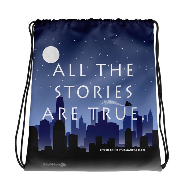 City of Bones (The Mortal Instruments) - Drawstring bag