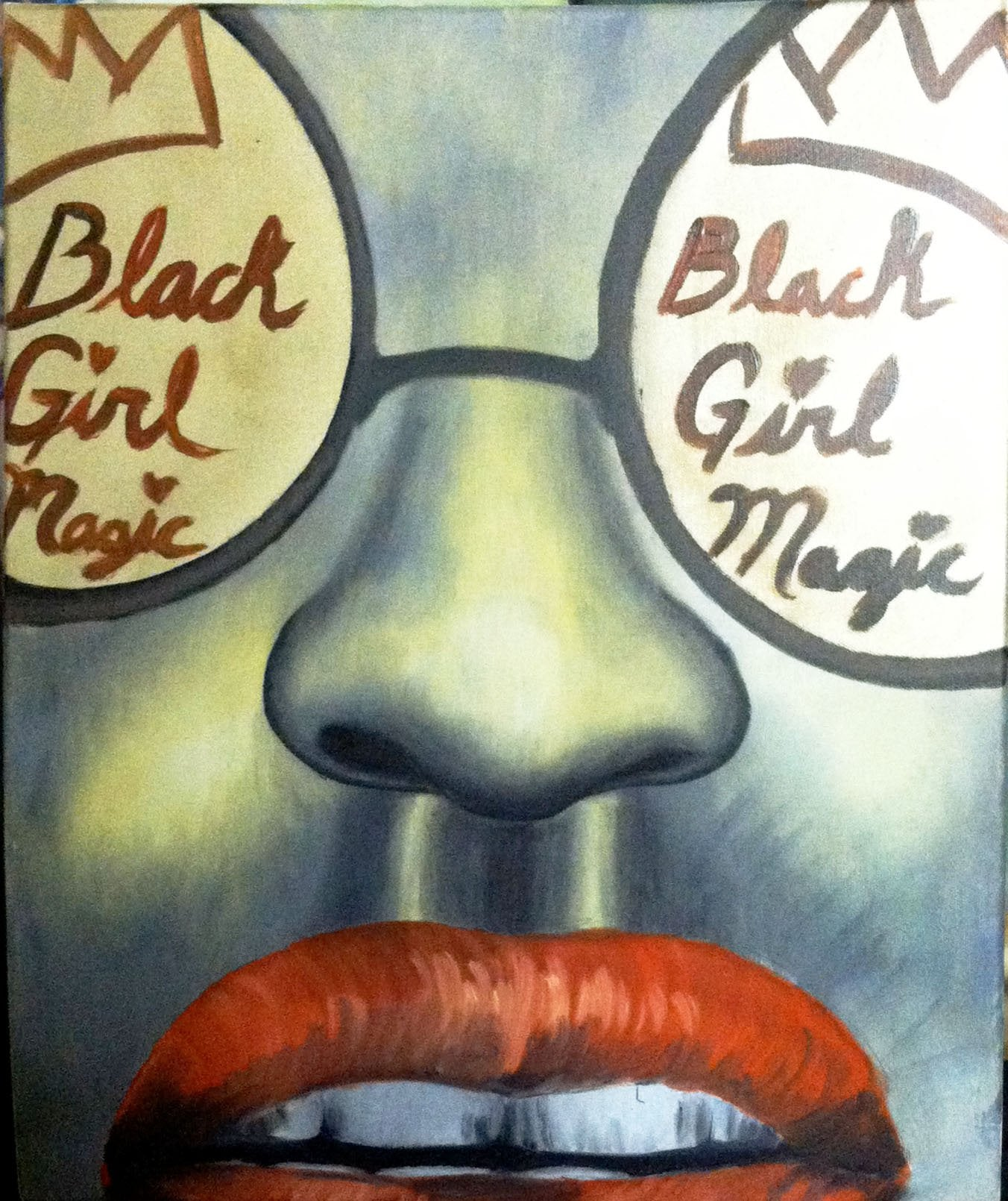Black Girl Magic - PolkTheArtist
