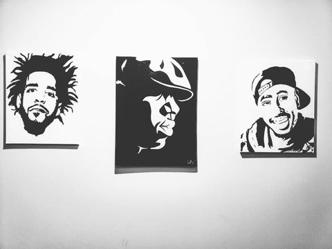 Legends (J Cole, Biggie, Tupac)
