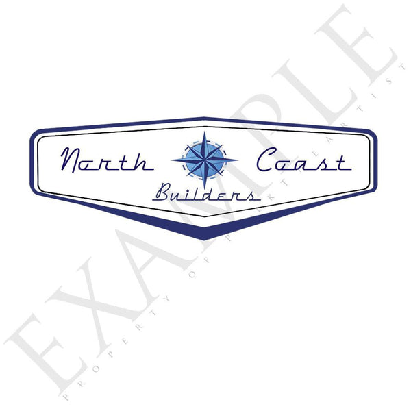 North Coast Builders Final Logo - PolkTheArtist