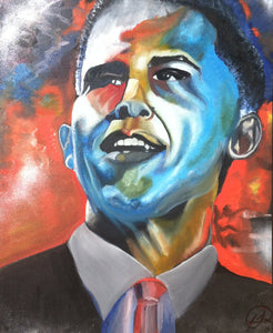 Obama - PolkTheArtist