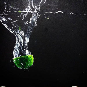 Splash of Lime - PolkTheArtist