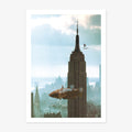 "Art Print ""New York"""