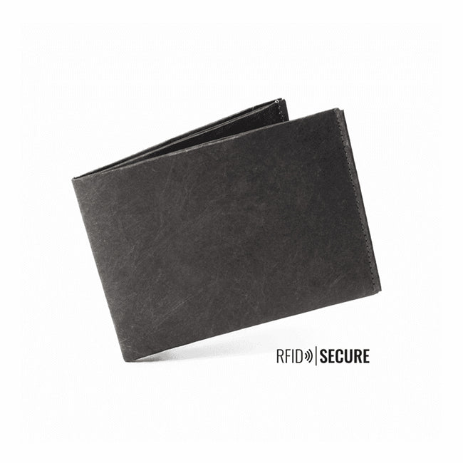 "RFID Portemonnaie ""Just Black"""