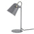 "Lampe ""Steady"" Grau"