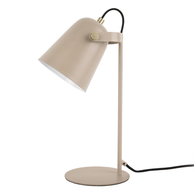 "Lampe ""Steady"" Sandbraun"