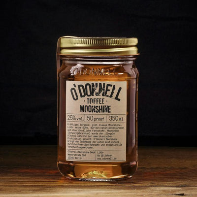 O'Donnell Moonshine Toffee 0,35L