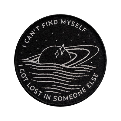 "Patch ""I Can't Find Myself"""