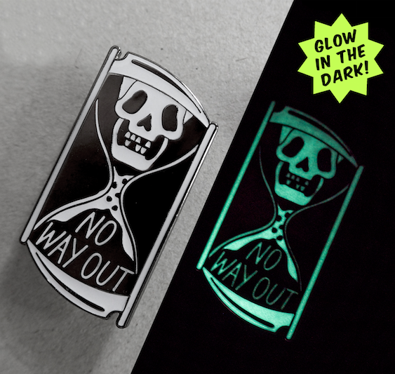 "Pin ""No Way Out"""