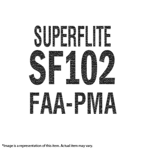 SF102 Superflite Medium 2.7 oz. Certified Fabric