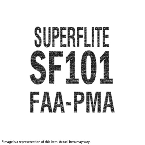 SF101 Superflite Heavy 3.7 oz. Certified Fabric