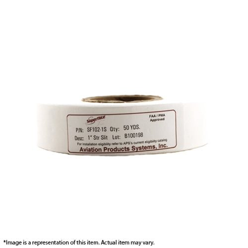 "SF102-1S Medium Weight 1"" Straight Edge Tape"