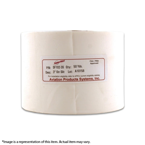 "SF102-3S Medium Weight 3"" Straight Edge Tape"