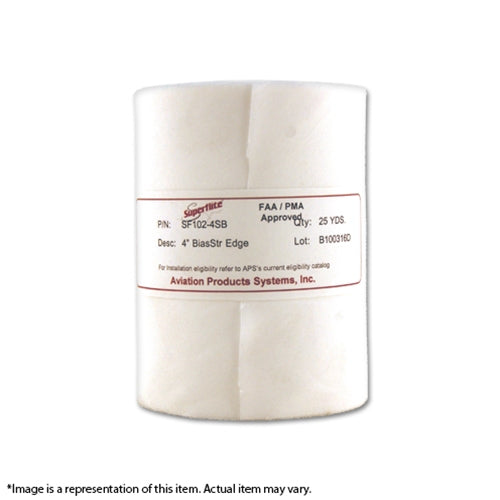 "SF102-4SB Medium Weight 4"" Straight Bias Tape"